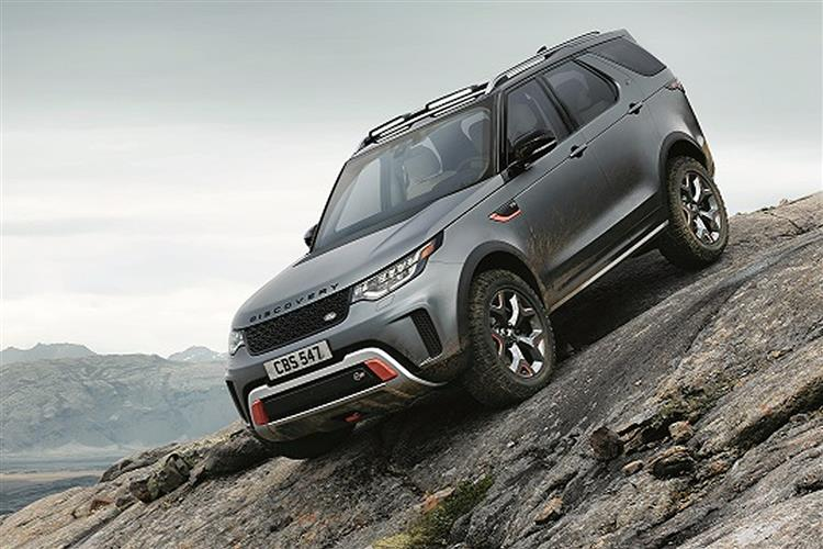 Land Rover Discovery 3.0 SDV6 Landmark Edition SPECIAL EDITIONS image 12