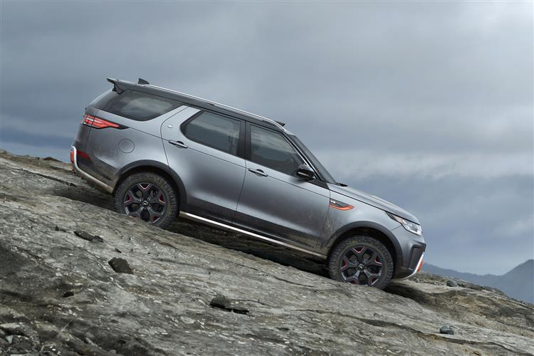 Land Rover Discovery 3.0 SDV6 Landmark Edition SPECIAL EDITIONS image 13