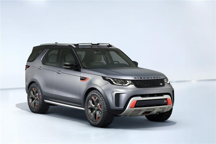 Land Rover Discovery 3.0 SDV6 Landmark Edition SPECIAL EDITIONS image 15