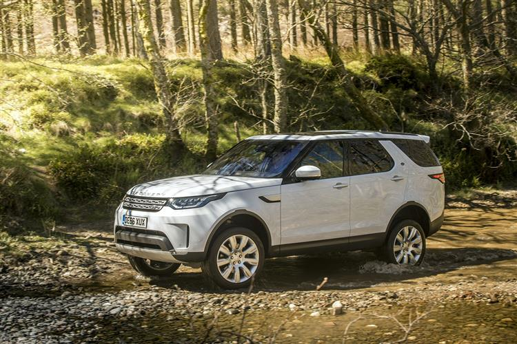 Land Rover Discovery 3.0 SDV6 Landmark Edition SPECIAL EDITIONS image 23