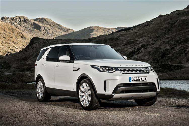 Land Rover Discovery 3.0 SDV6 Landmark Edition SPECIAL EDITIONS image 7