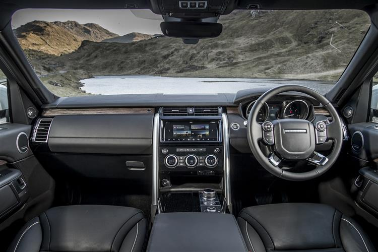 Land Rover Discovery 3.0 SDV6 Landmark Edition SPECIAL EDITIONS image 8