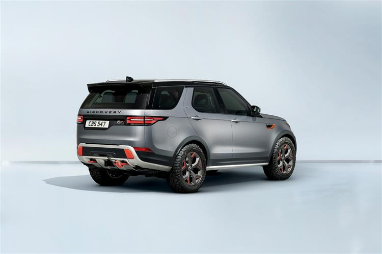 Land Rover Discovery 3.0 SDV6 Landmark Edition SPECIAL EDITIONS image 11