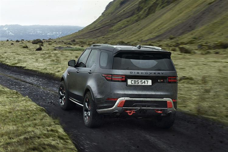 Land Rover Discovery 3.0 SDV6 Landmark Edition SPECIAL EDITIONS image 14