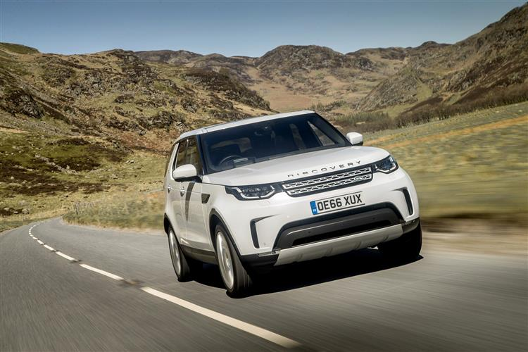Land Rover Discovery 3.0 SDV6 Landmark Edition SPECIAL EDITIONS image 17