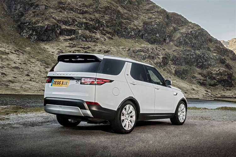 Land Rover Discovery 3.0 SDV6 Landmark Edition SPECIAL EDITIONS image 19