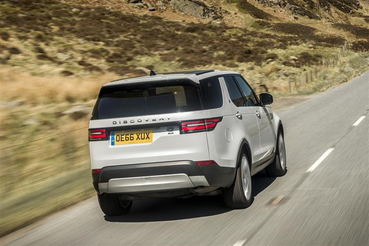 Land Rover Discovery 3.0 SDV6 Landmark Edition SPECIAL EDITIONS image 21