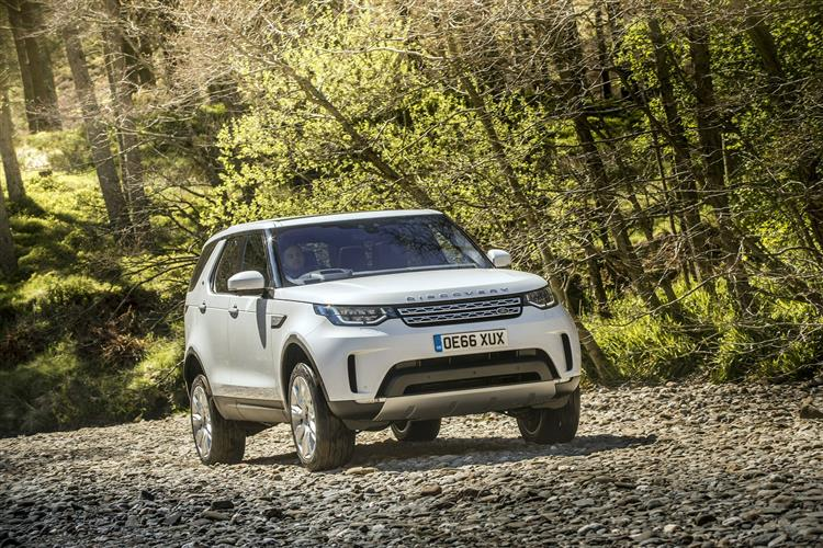 Land Rover Discovery 3.0 SDV6 Landmark Edition SPECIAL EDITIONS image 22