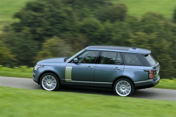 Land Rover Range Rover 3.0 TDV6 Vogue SE image 14