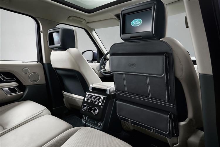 Land Rover Range Rover 3.0 TDV6 Vogue SE image 16
