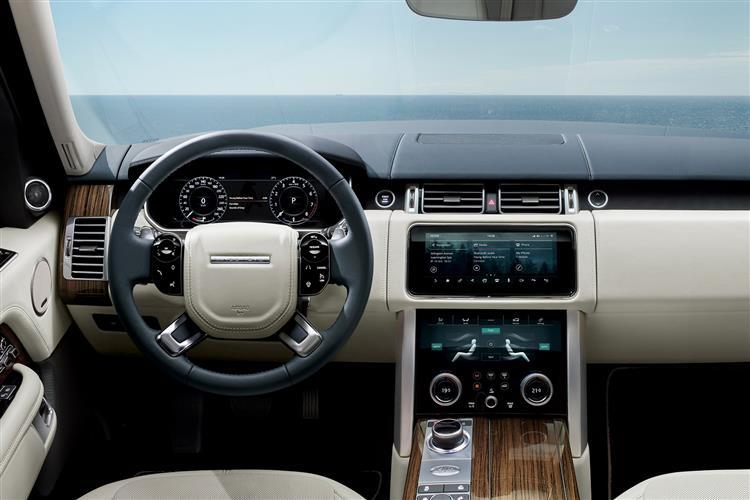 Land Rover Range Rover 3.0 TDV6 Vogue SE image 18