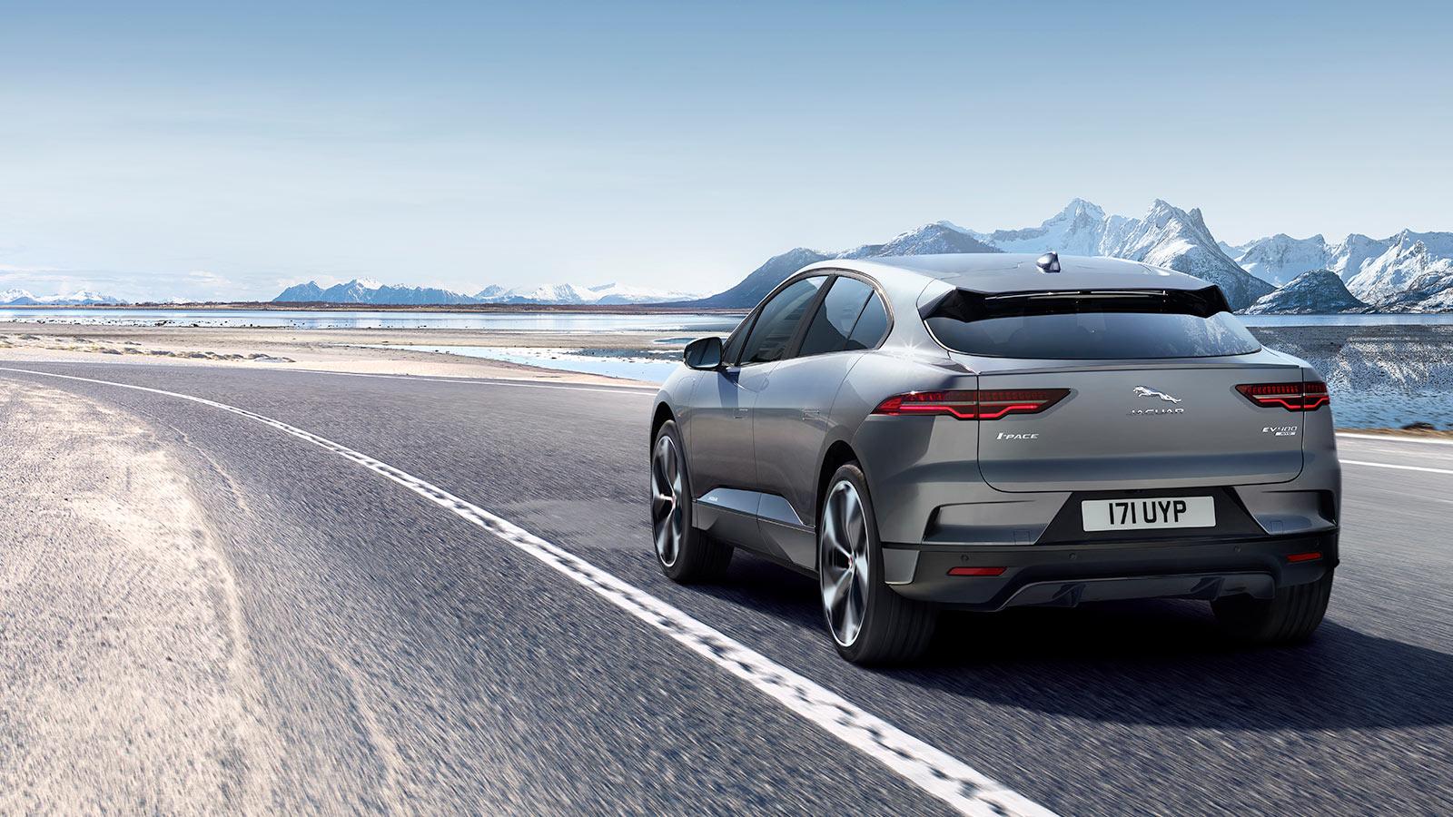 Jaguar I-PACE 90kWh EV400 HSE image 3