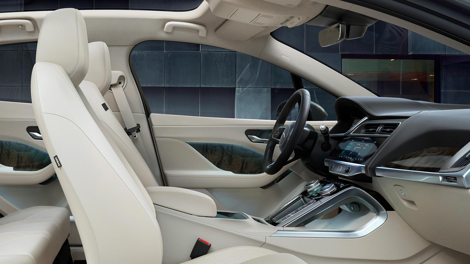 Jaguar I-PACE 90kWh EV400 HSE image 13