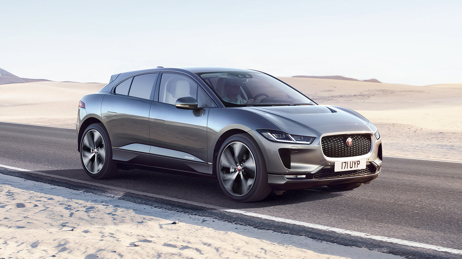 Jaguar I-PACE 90kWh EV400 SE Electric Automatic 5 door Estate (18MY) image