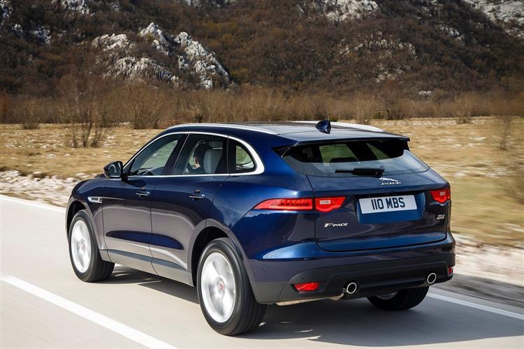Jaguar F-PACE 5.0 Supercharged V8 SVR AWD image 5