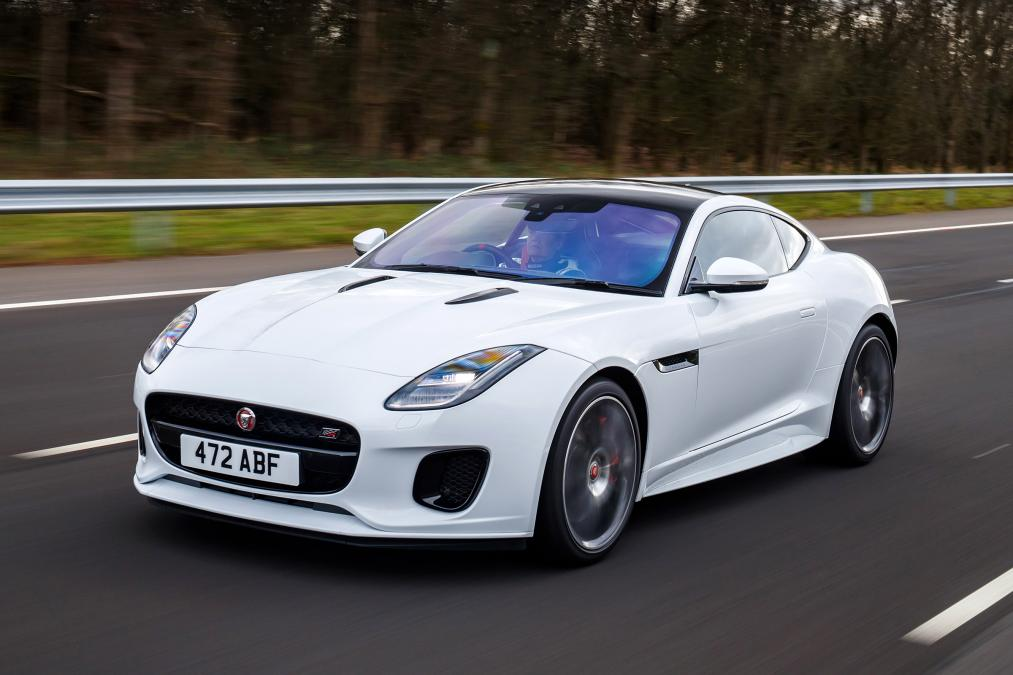 Jaguar F-TYPE 3.0 (380) Supercharged V6 R-Dynamic AWD image 4