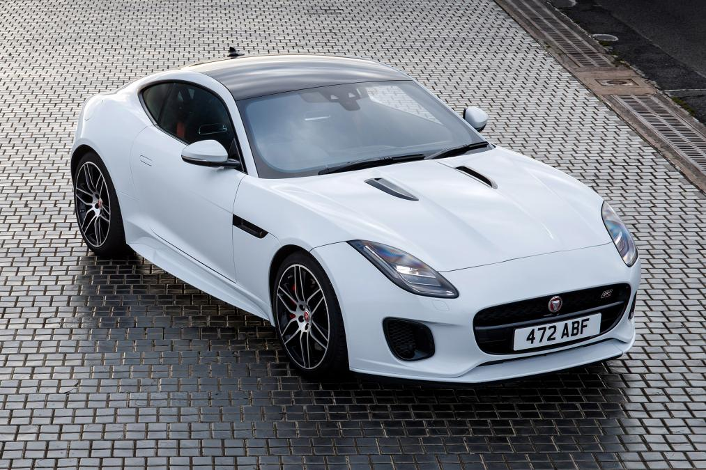 Jaguar F-TYPE 3.0 (380) Supercharged V6 R-Dynamic AWD image 12