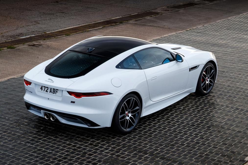 Jaguar F-TYPE 3.0 (380) Supercharged V6 R-Dynamic AWD image 13