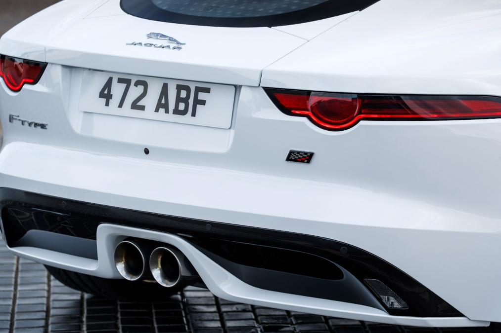 Jaguar F-TYPE 3.0 (380) Supercharged V6 R-Dynamic AWD image 17