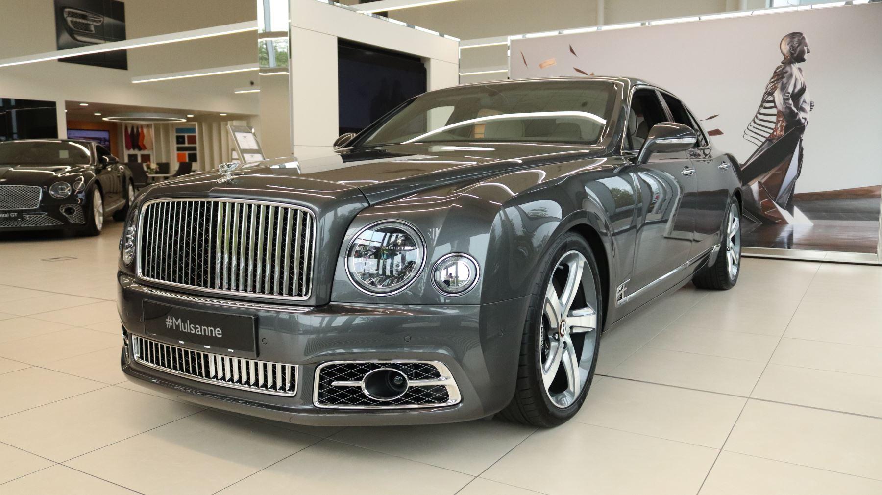 Bentley Mulsanne Speed 6.8 V8 Speed Auto Automatic 4 door Saloon (2019) image