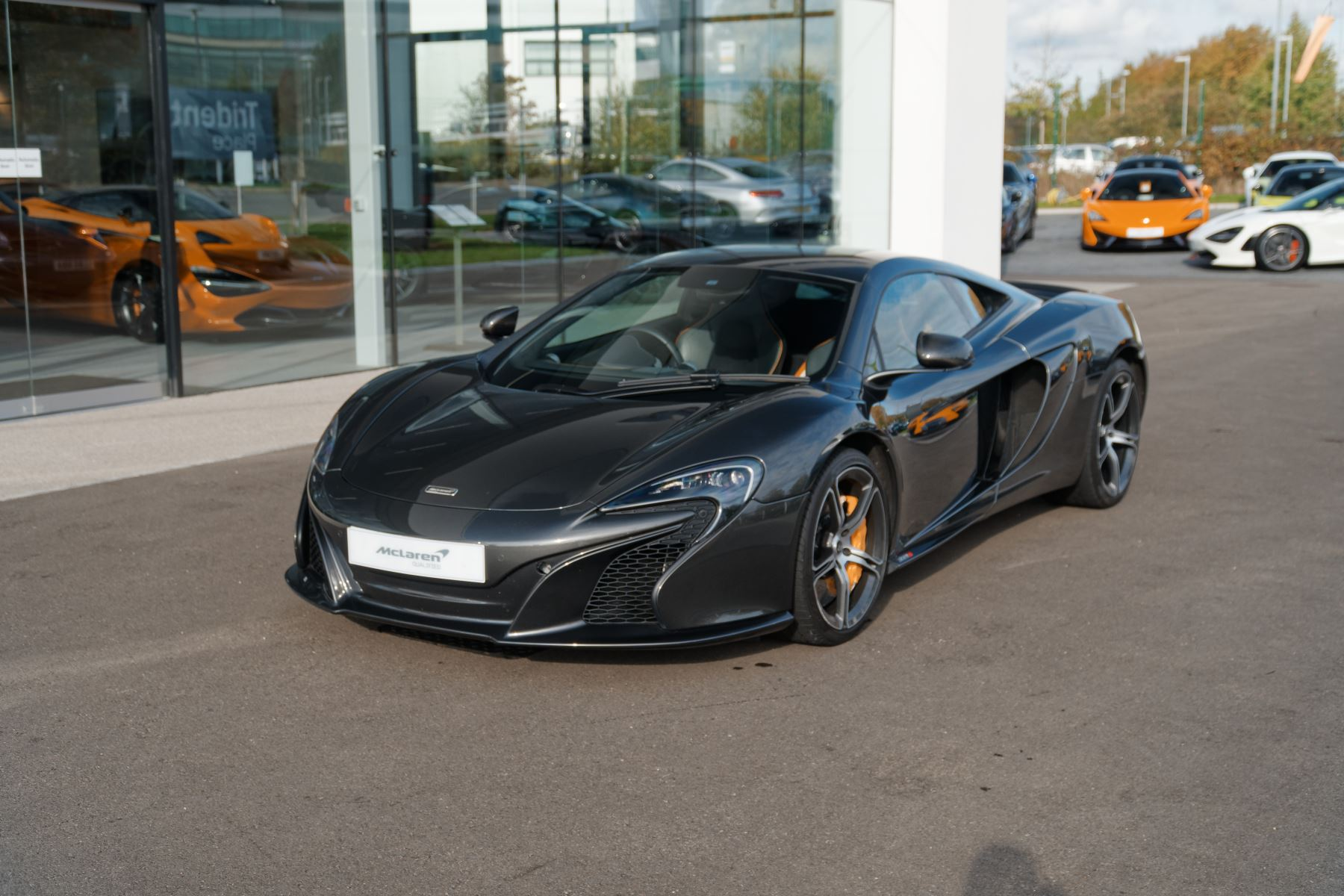 McLaren 650S Coupe Coupe  3.8 Semi-Automatic 2 door (2015)