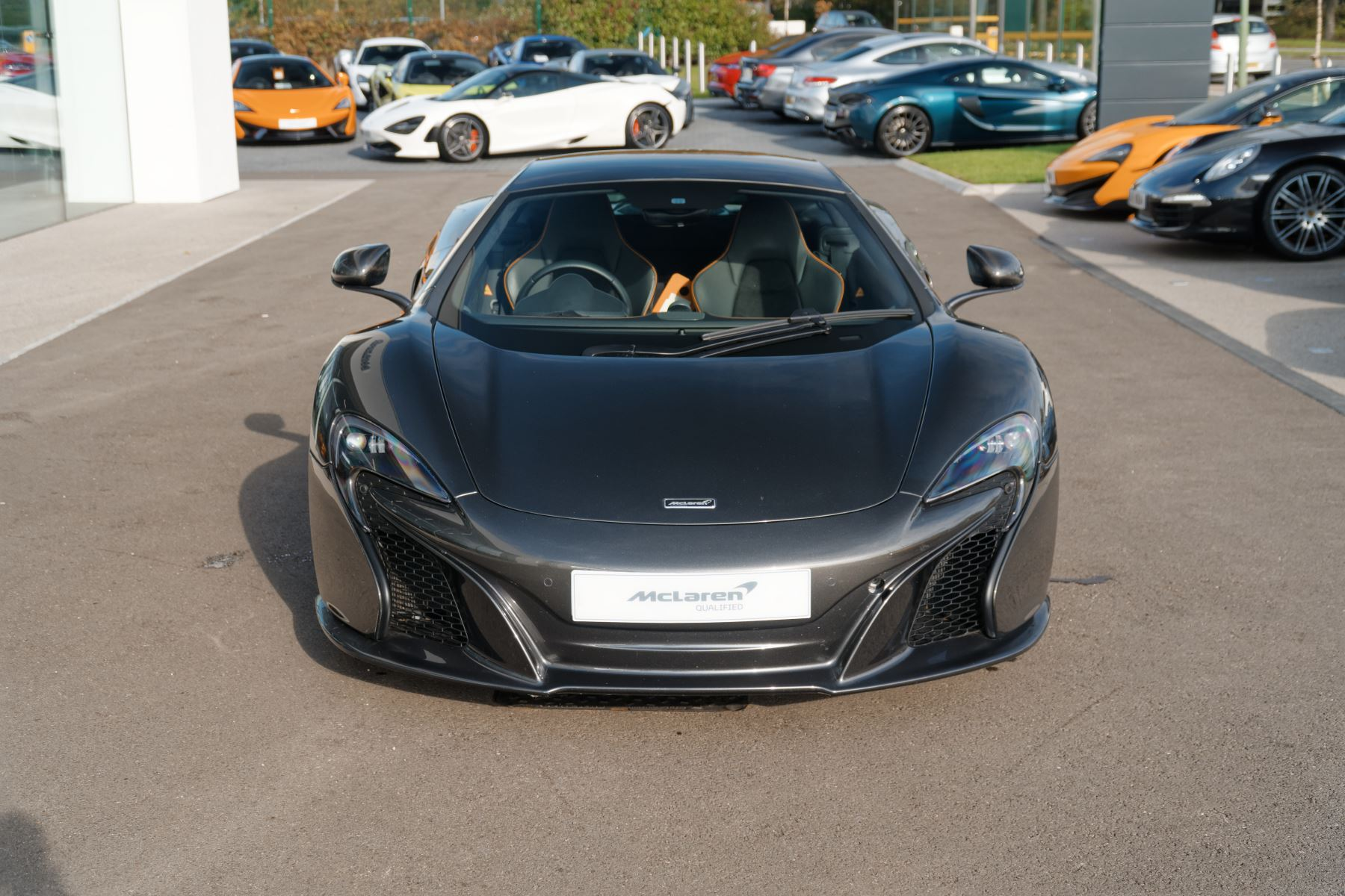 McLaren 650S Coupe Coupe  image 2