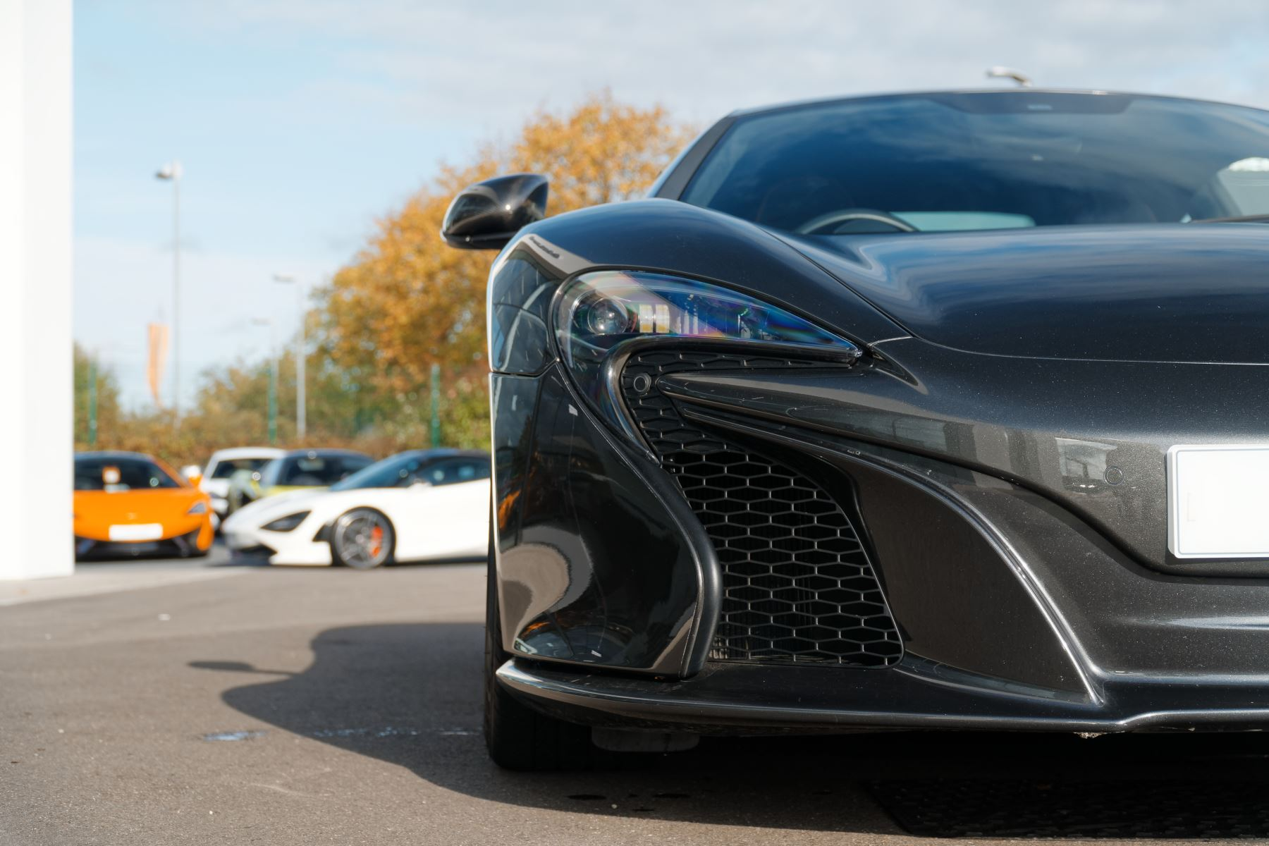 McLaren 650S Coupe Coupe  image 17