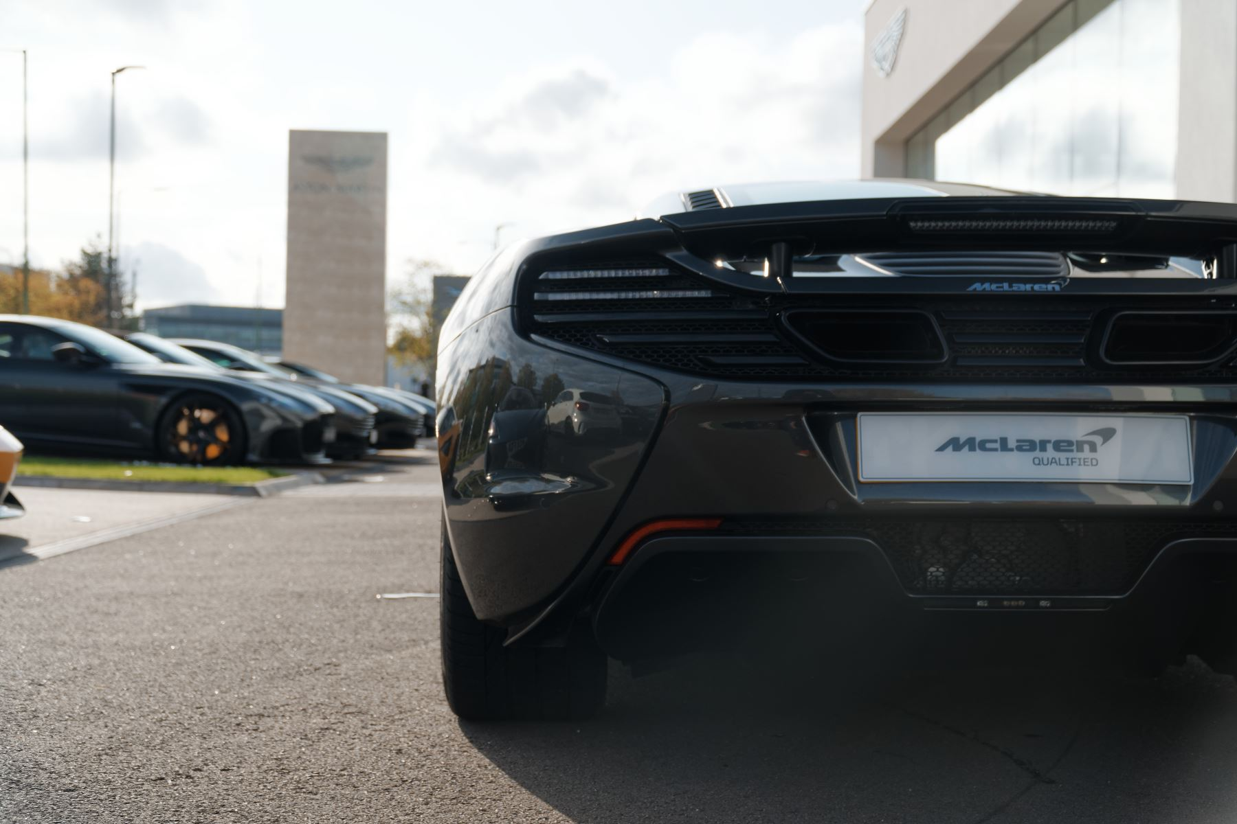 McLaren 650S Coupe Coupe  image 32