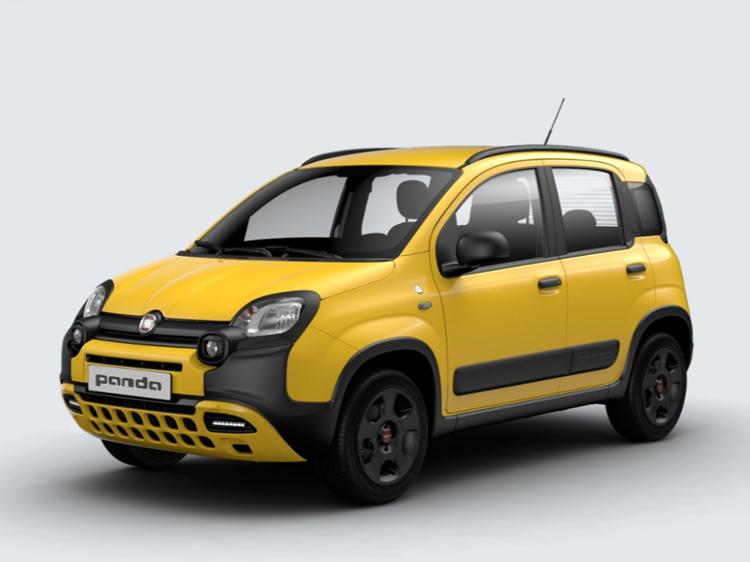 Fiat Panda 1.2 Waze 5dr