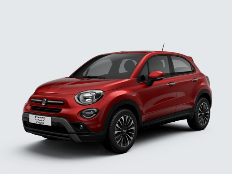 Fiat 500X 1.0 Cross Plus 5dr