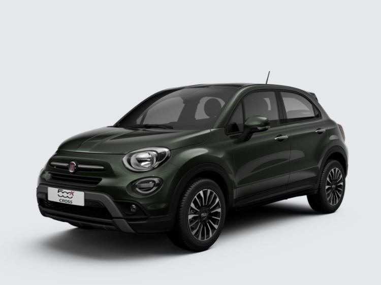 Fiat 500X City Cross FireFly Turbo 1.3 DCT Auto 5dr