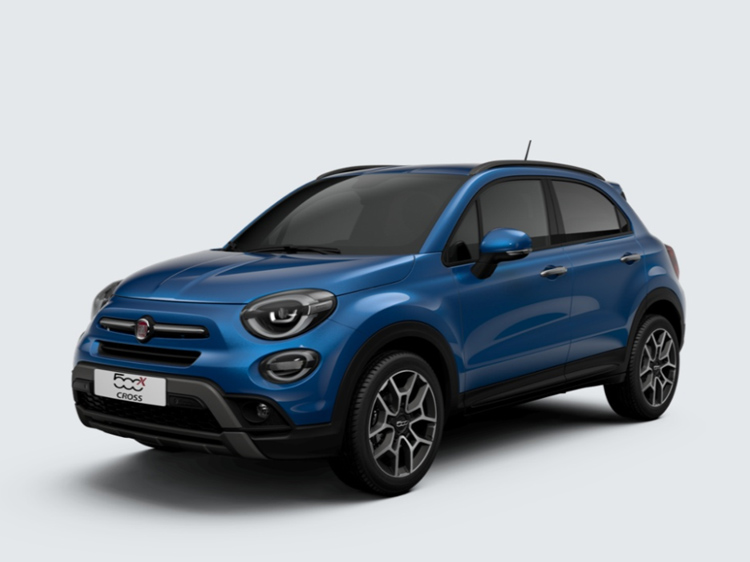 Fiat 500X Cross Plus FireFly Turbo 1.3 DCT Auto 5dr