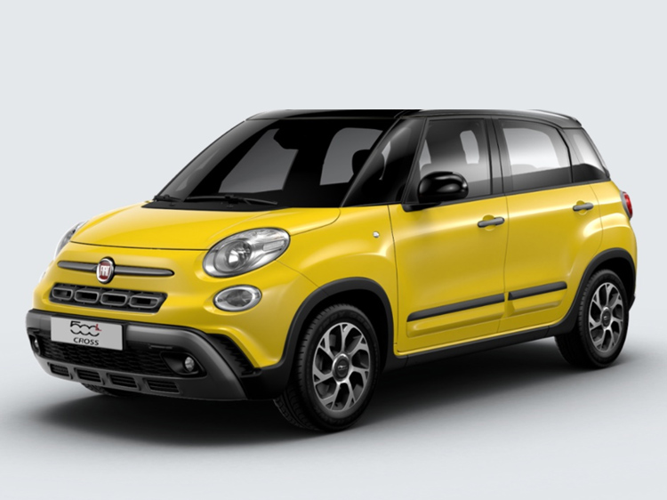 Fiat 500L City Cross 1.4 95HP 5dr