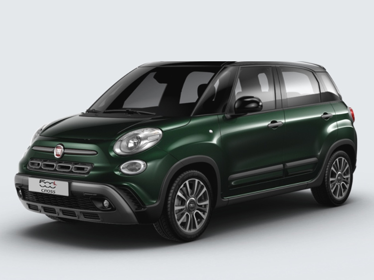 Fiat 500L - Available From NIL Advance Payment