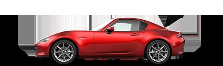 All-New Mazda MX-5 RF Cars