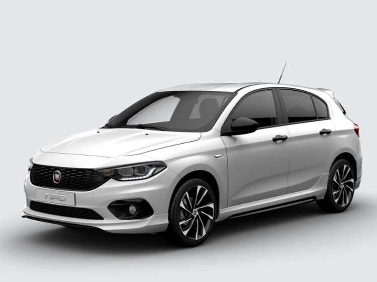 Fiat Tipo Sport 1.4 16V 95HP 5dr