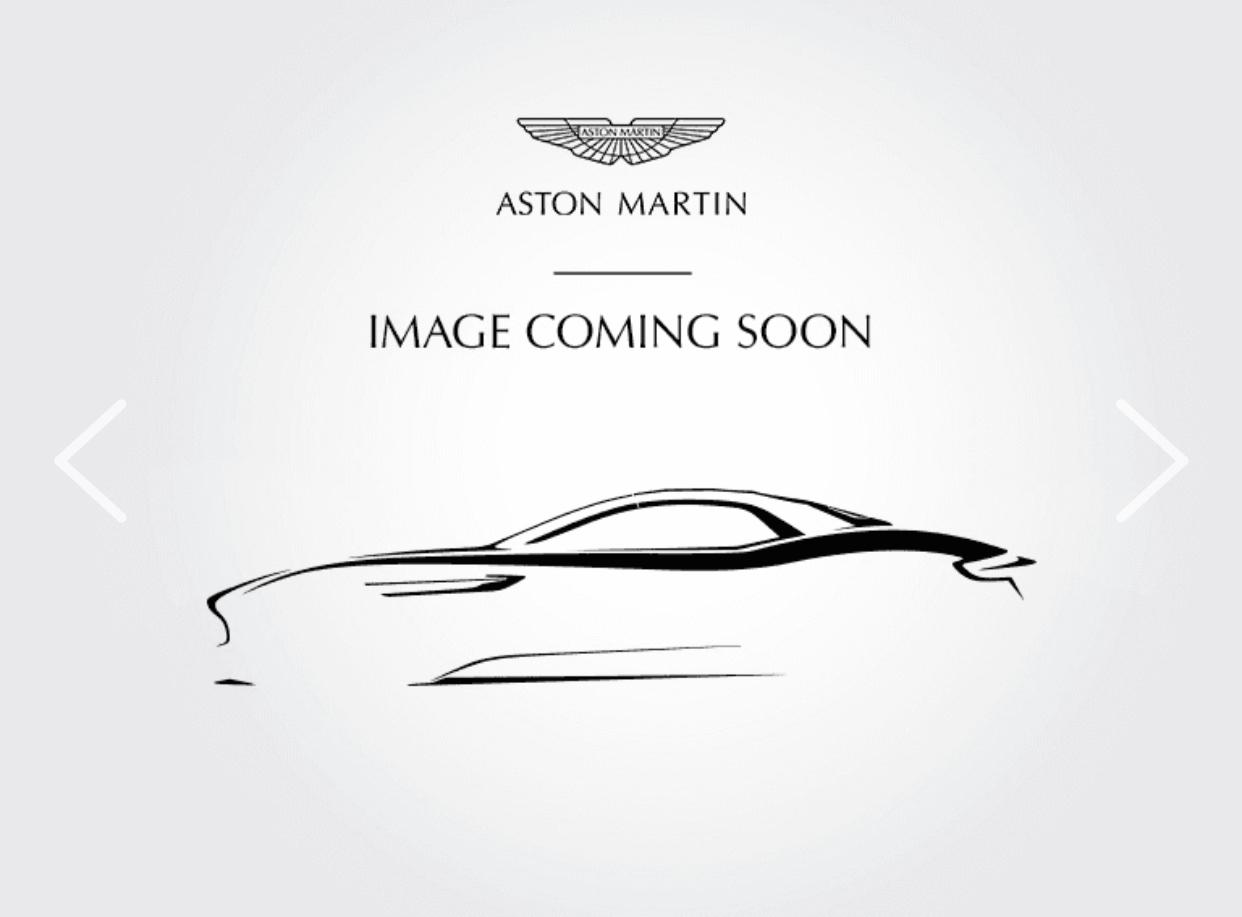 Aston Martin DBS Superleggera Coupe TT3 5.2  Automatic 2 door (2018)