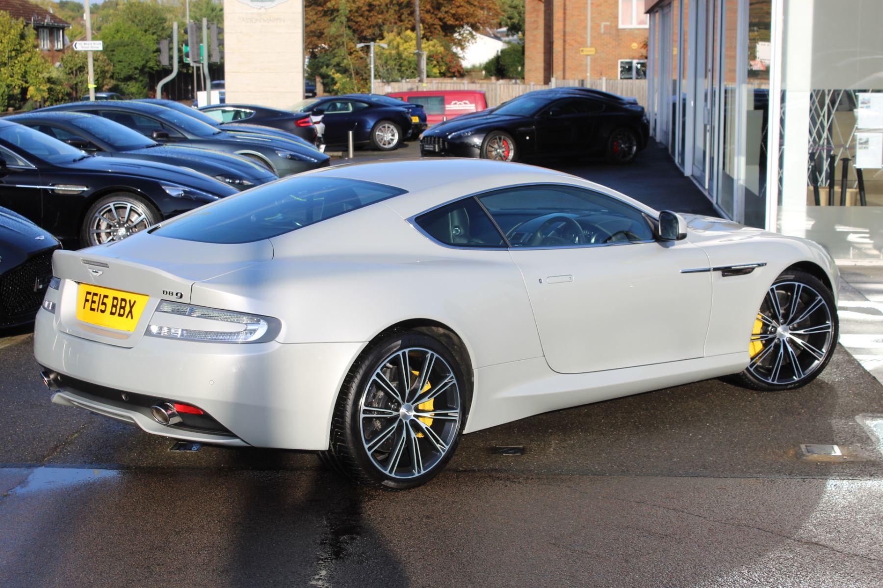 Aston Martin DB9 V12 2dr Touchtronic image 14