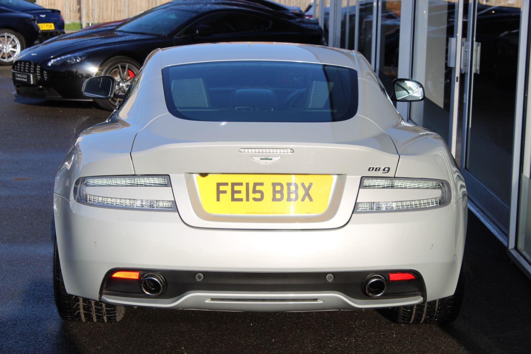 Aston Martin DB9 V12 2dr Touchtronic image 16