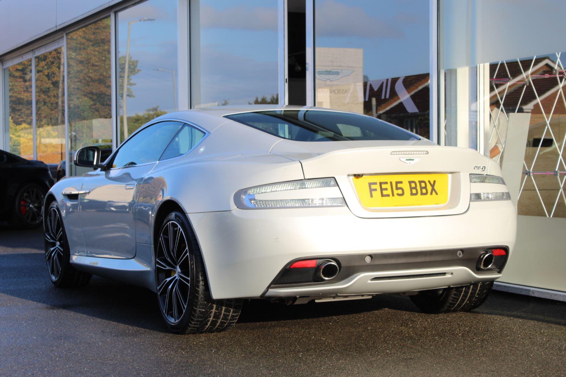 Aston Martin DB9 V12 2dr Touchtronic image 13