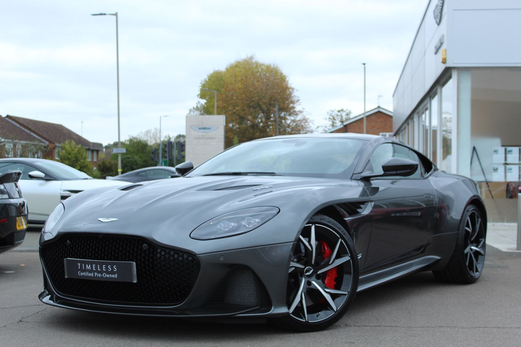 Aston Martin DBS V12 Superleggera 2dr Touchtronic 5.2 Automatic Coupe (2019) image