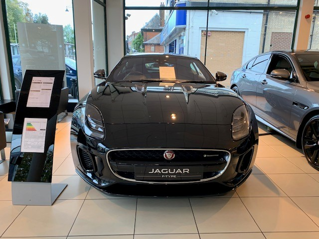 Jaguar F-TYPE Coupe 3.0 [380] Supercharged V6 R-Dynamic 2dr Auto - *** New & Unregistered Car*** Automatic Coupe (2018)
