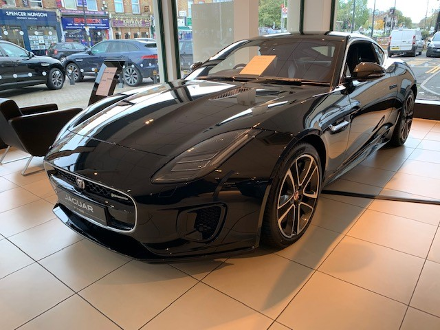 Jaguar F-TYPE Coupe 3.0 [380] Supercharged V6 R-Dynamic 2dr Auto - *** New & Unregistered Car*** image 11