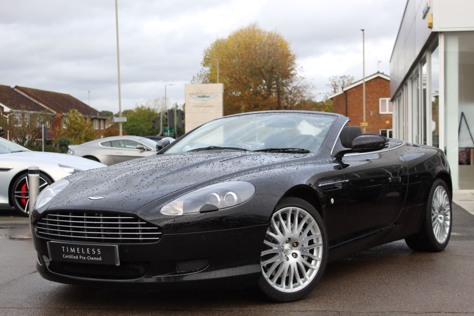 Aston Martin DB9 V12 2dr Volante Touchtronic [470] 5.9 Automatic Convertible (2009) image