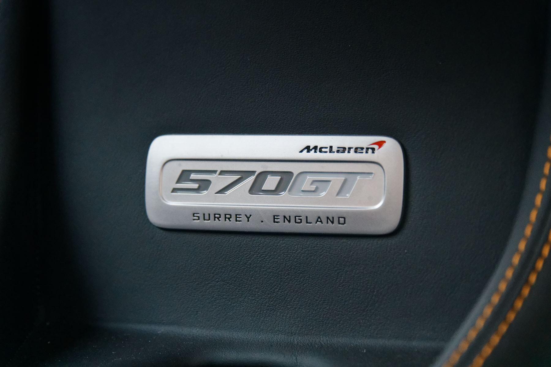 McLaren 570GT Coupe  image 37