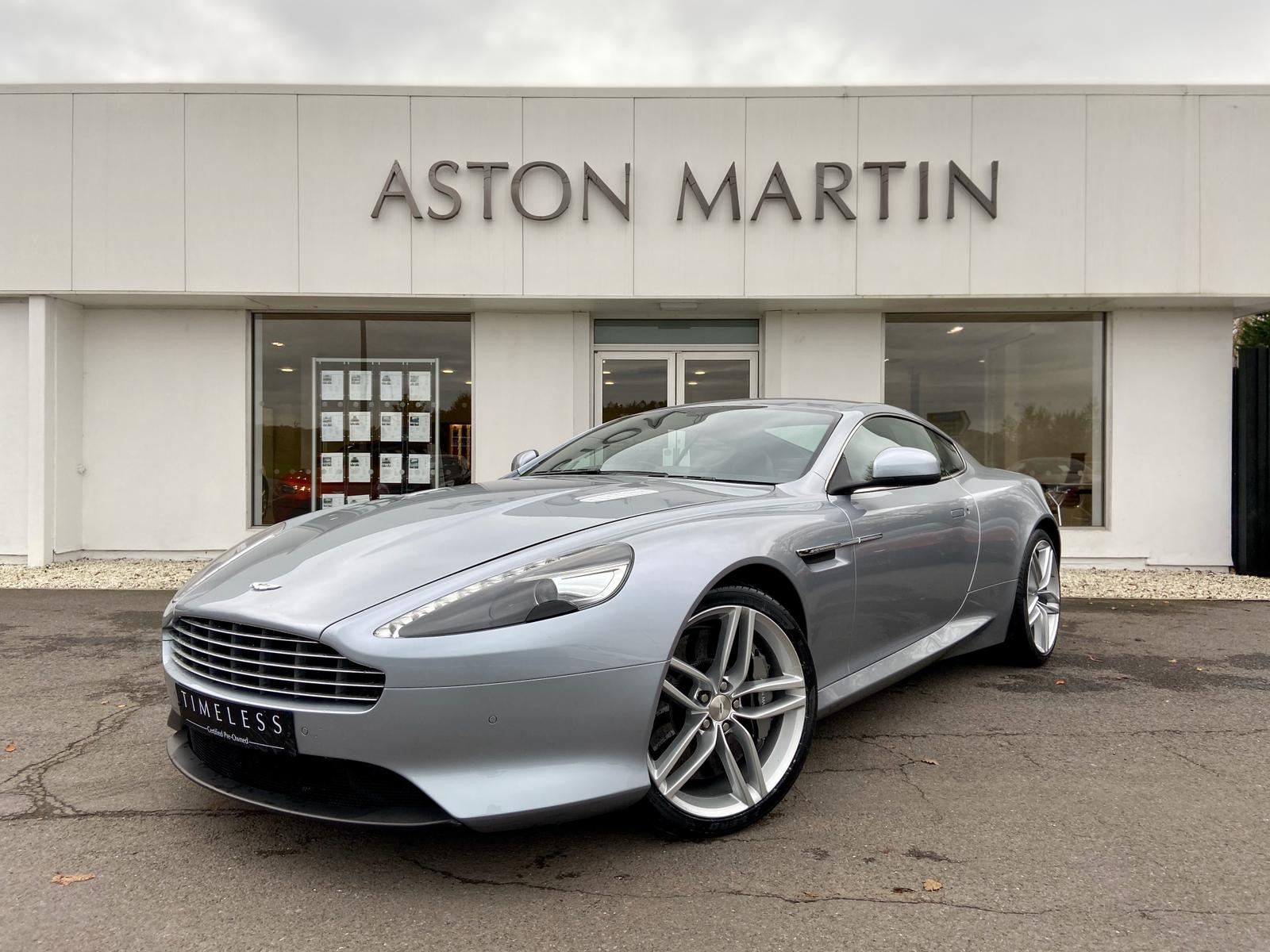 Aston Martin DB9 V12 2dr Touchtronic 5.9 Automatic Coupe (2014.5) image