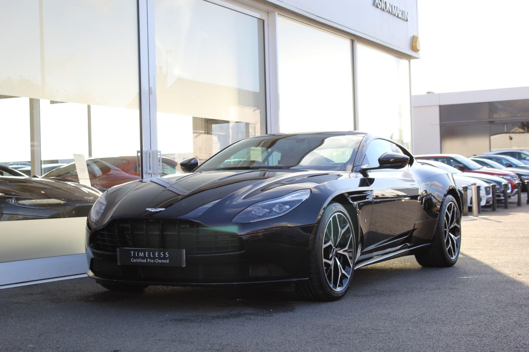 Aston Martin DB11 V12 2dr Touchtronic image 5