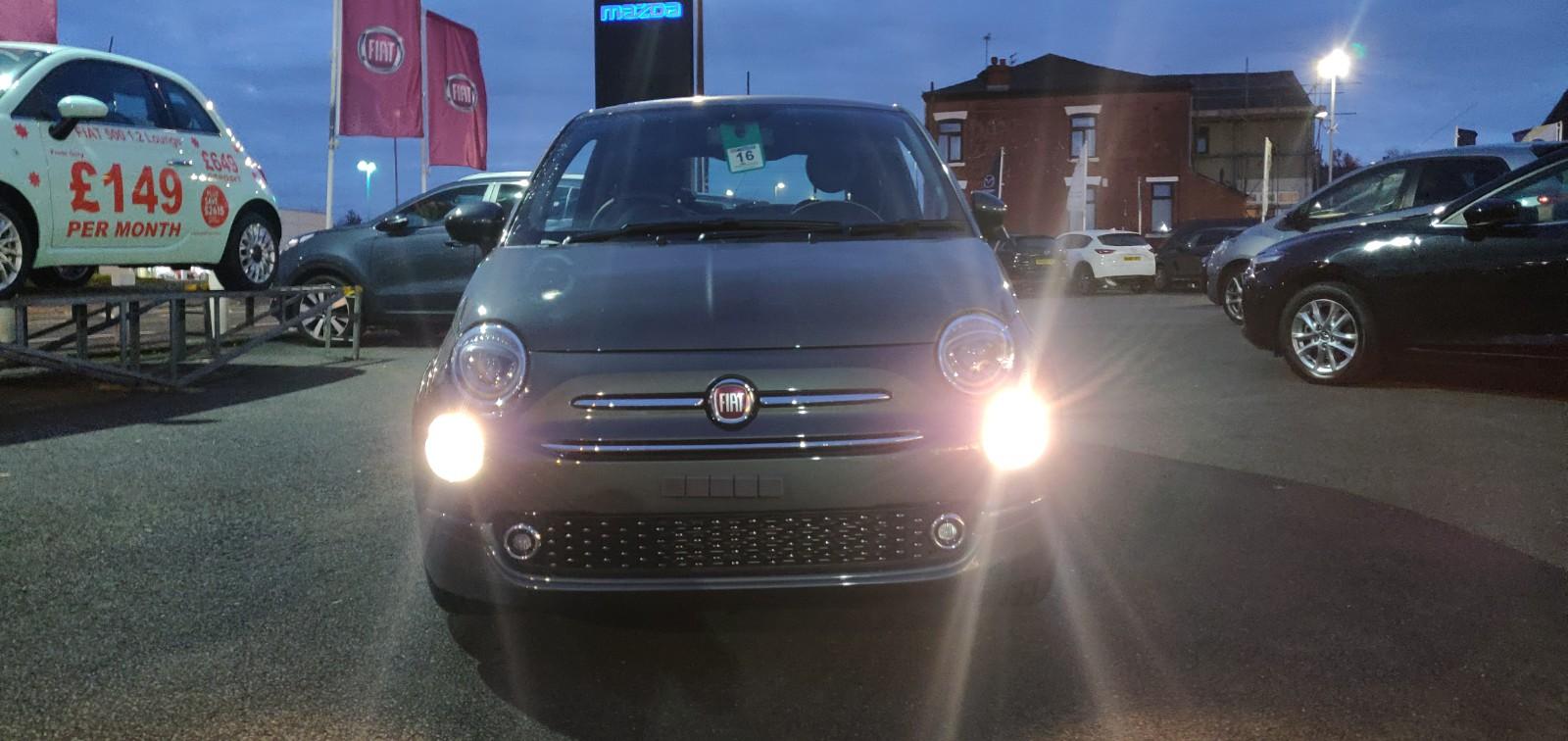 Fiat 500 1.2 Lounge 3dr image 8