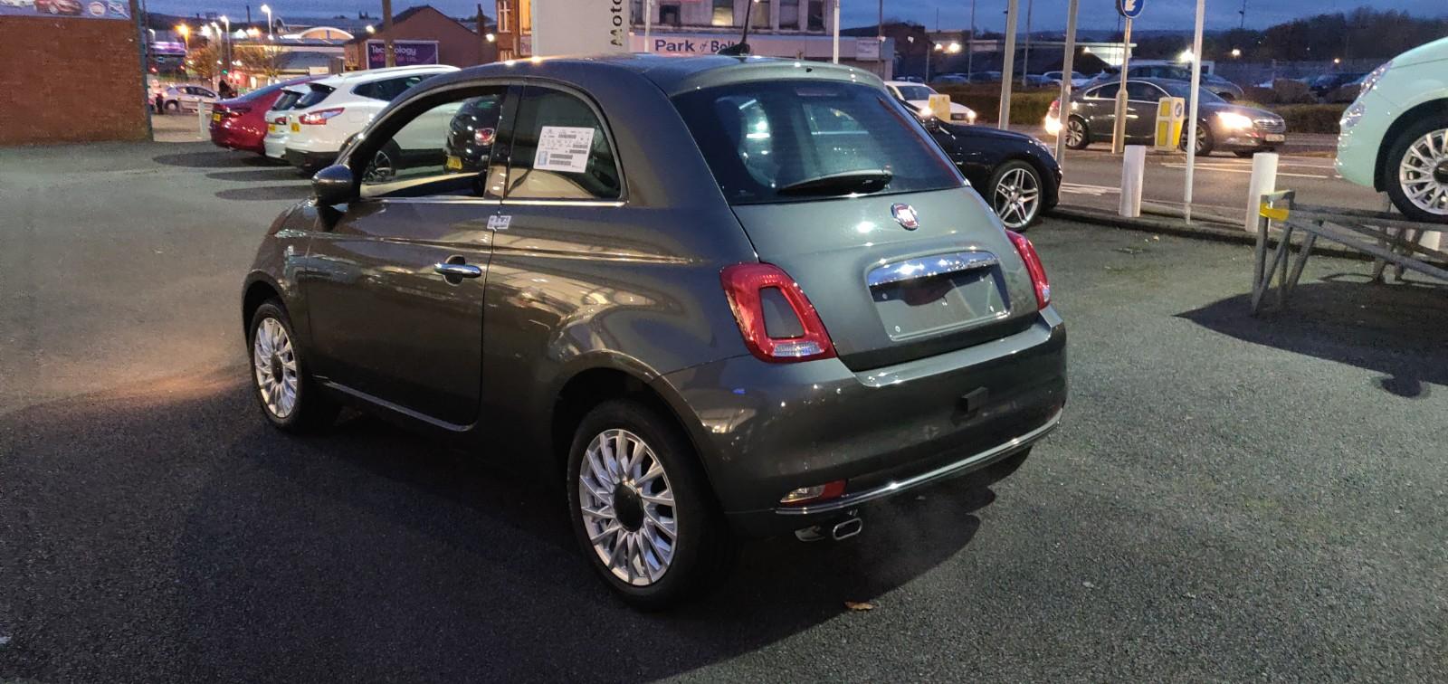 Fiat 500 1.2 Lounge 3dr image 9