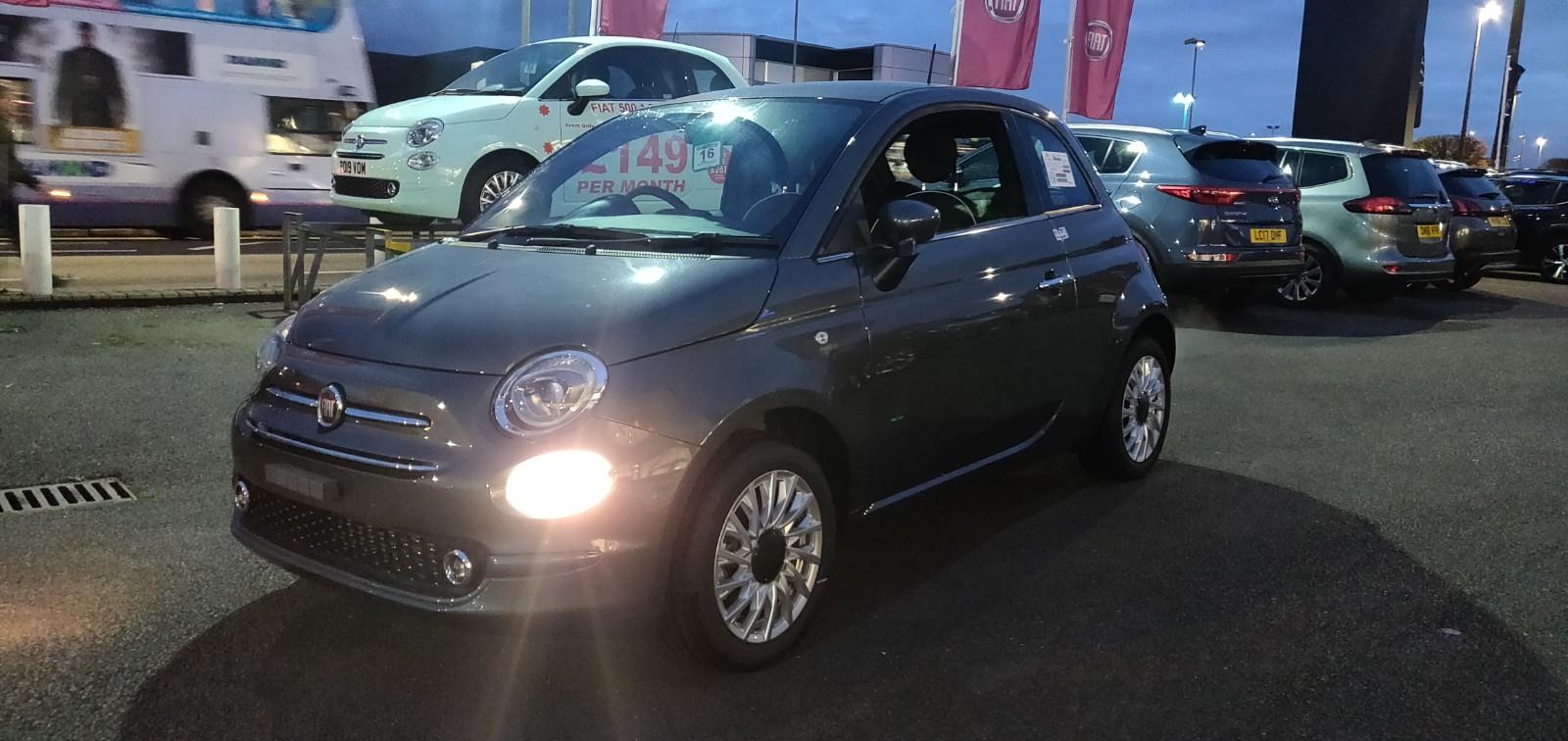 Fiat 500 1.2 Lounge 3dr image 10